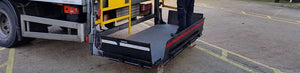 Dhollandia Tail Lift Parts > Platform Flags & Labels