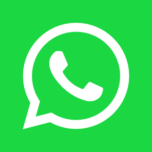 We're now on Whatsapp!