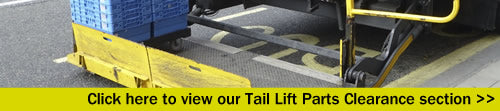 Click to view our Tail Lift Parts Clearance Section