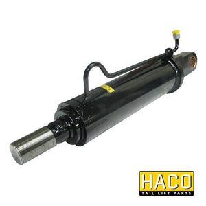 Tilt Ram Cylinder HACO (WITHOUT Extension) to suit MBB , Haco Tail Lift Parts - HACO, Nationwide Trailer Parts Ltd - 1