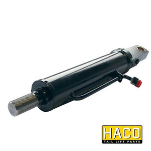 Tilt Ram Cylinder HACO to suit MBB (WITHOUT Extension) , Haco Tail Lift Parts - HACO, Nationwide Trailer Parts Ltd - 1