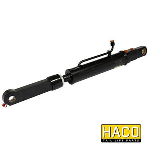 Tilt Ram Cylinder HACO (WITH Extension) to suit MBB 1402740 & 2001437 , Haco Tail Lift Parts - HACO, Nationwide Trailer Parts Ltd - 1