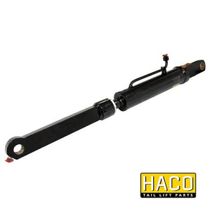 Tilt Ram Cylinder HACO (WITH Extension) to suit MBB 1402741 & 2001438 , Haco Tail Lift Parts - HACO, Nationwide Trailer Parts Ltd - 1