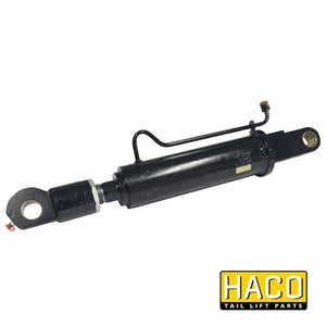 Tilt Ram Cylinder HACO (WITH Extension) to suit MBB 1404498 , Haco Tail Lift Parts - HACO, Nationwide Trailer Parts Ltd - 1
