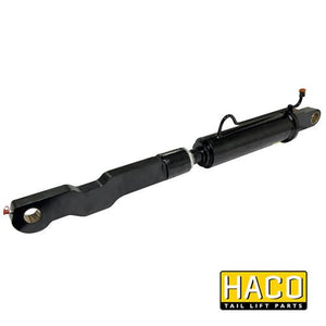 Tilt Ram Cylinder HACO (WITH Extension) to suit MBB 1403791 , Haco Tail Lift Parts - HACO, Nationwide Trailer Parts Ltd - 1