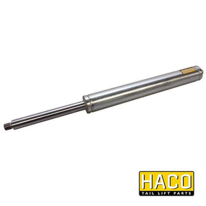 Fold Cylinder Gas Pressure HACO to Suit Bar Cargolift 101124221 , Haco Tail Lift Parts - Bar Cargolift, Nationwide Trailer Parts Ltd