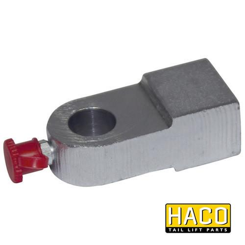 Eye for Folding Cylinder HACO to Suit Bar Cargolift 1101124403 , Haco Tail Lift Parts - Bar Cargolift, Nationwide Trailer Parts Ltd