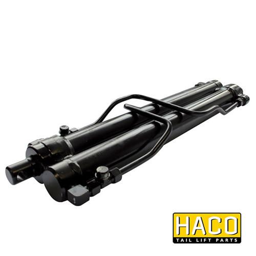 Retraction cylinder AC7 HACO to Suit DH-SM[R] 1500/2000 (CA07.1300) , Haco Tail Lift Parts - HACO, Nationwide Trailer Parts Ltd - 1