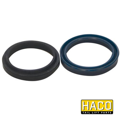 Sealkit HACO to Suit Bar Cargolift 101110822 , Haco Tail Lift Parts - Bar Cargolift, Nationwide Trailer Parts Ltd