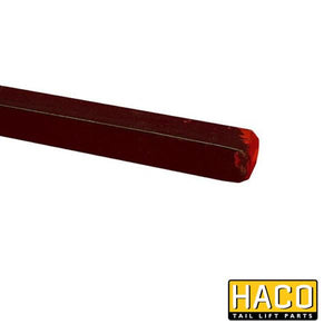 "Torsion Bar 19/32"" (Red) HACO to suit 4464-003-7 , Haco Tail Lift Parts - HACO, Nationwide Trailer Parts Ltd"