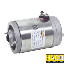 24 Volt 2.2KW Motor to Suit Ratcliff 'V' Pack (4696-327-2) , Haco Tail Lift Parts - HACO, Nationwide Trailer Parts Ltd