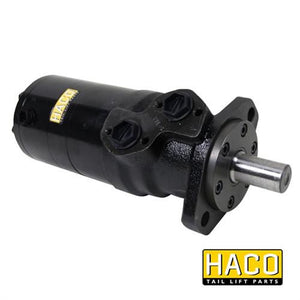 Hydro-motor + brake HACO to Suit Zepro 54658 , Haco Tail Lift Parts - HACO, Nationwide Trailer Parts Ltd