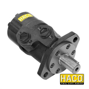 Hydro-motor OMP250 HACO to Suit Zepro 20699 , Haco Tail Lift Parts - HACO, Nationwide Trailer Parts Ltd