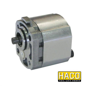 Pump 2,0cc star HACO to Suit Zepro 32559 , Haco Tail Lift Parts - HACO, Nationwide Trailer Parts Ltd