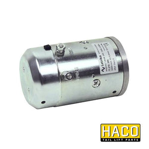 24 Volt 1.8KW Motor to Suit Ratcliff (4696-018-0) , Haco Tail Lift Parts - HACO, Nationwide Trailer Parts Ltd