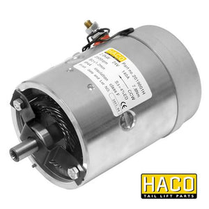 Motor 2kW 24V HACO to suit Bar Cargo 101135312 , Haco Tail Lift Parts - Bar Cargolift, Nationwide Trailer Parts Ltd