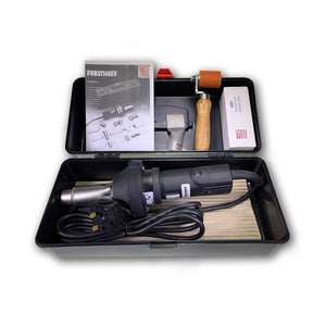 FORSTHOFF Quick-L Hot Air Plastic Welding Gun KIT