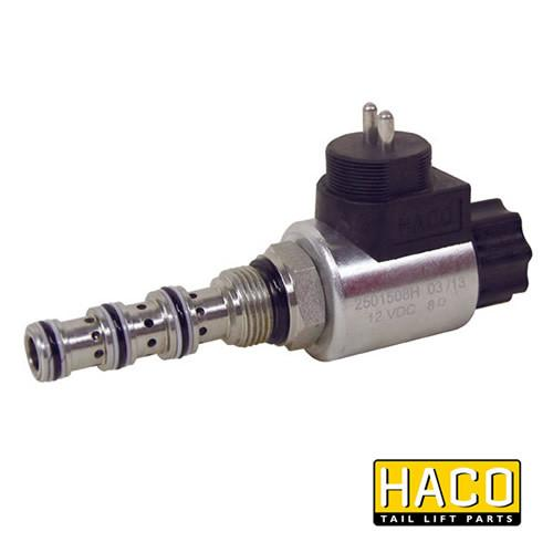 12v Valve HACO to suit Bar Cargo 101123413 , Haco Tail Lift Parts - Bar Cargolift, Nationwide Trailer Parts Ltd