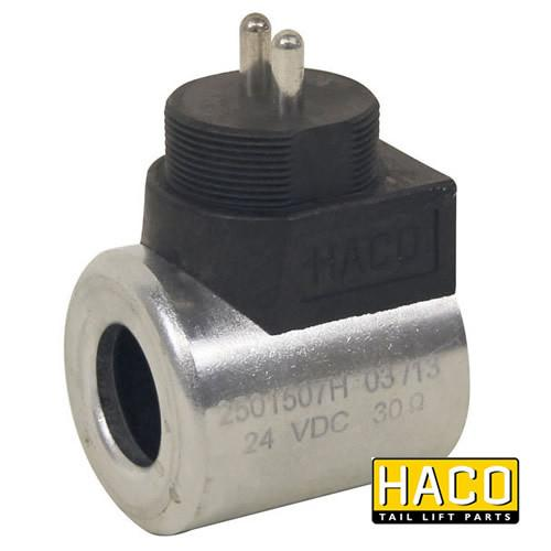 24v Coil Kostal HACO to suit Bar Cargo 101124767