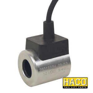 12v Coil HACO to suit Bar Cargo 101124889 , Haco Tail Lift Parts - Bar Cargolift, Nationwide Trailer Parts Ltd