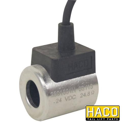 24v Coil HACO to suit Bar Cargo 101124858 , Haco Tail Lift Parts - Bar Cargolift, Nationwide Trailer Parts Ltd