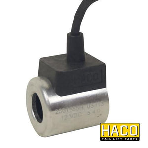 12v Coil HACO to suit Bar Cargo 101124891 , Haco Tail Lift Parts - Bar Cargolift, Nationwide Trailer Parts Ltd