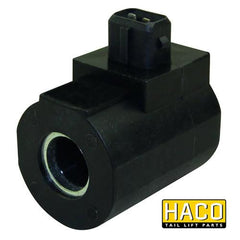 Coil 12V AMP HACO to suit Zepro 21622 , Haco Tail Lift Parts - HACO, Nationwide Trailer Parts Ltd