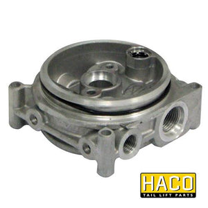 Valve block HACO to suit Bar Cargo 101121268 , Haco Tail Lift Parts - Bar Cargolift, Nationwide Trailer Parts Ltd