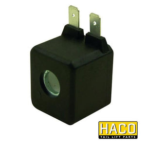Coil 24V amp HACO to suit 4696-308-9 , Haco Tail Lift Parts - HACO, Nationwide Trailer Parts Ltd