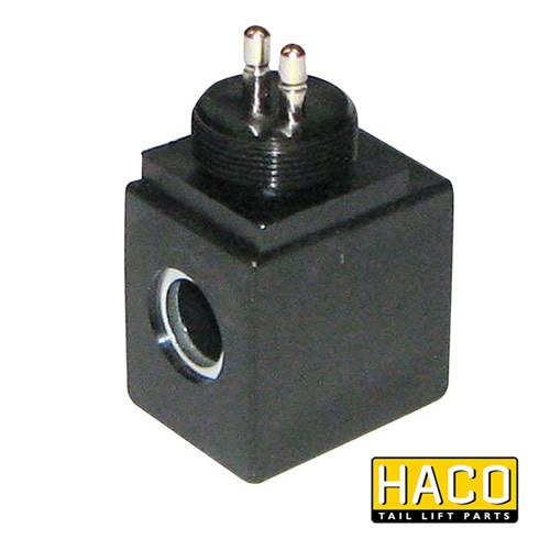 12v Coil Kostal HACO to suit Dhollandia E0241 , Haco Tail Lift Parts - Dhollandia, Nationwide Trailer Parts Ltd