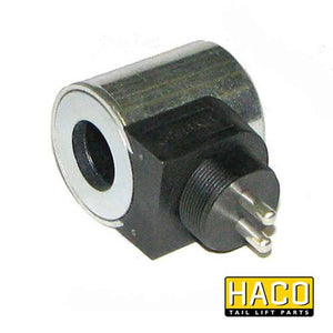 12v Coil Kostal HACO to suit Dhollandia E0241.H , Haco Tail Lift Parts - Dhollandia, Nationwide Trailer Parts Ltd