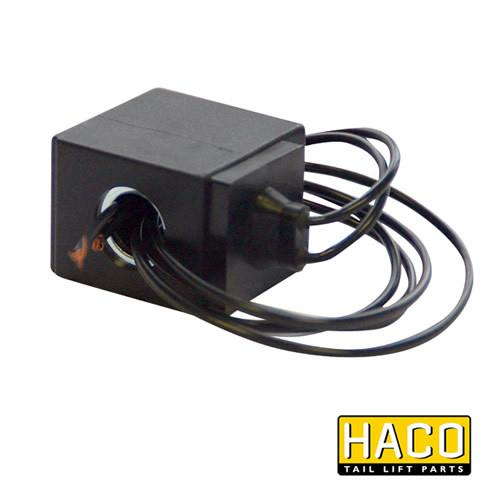 12v Coil Kostal HACO to suit Dhollandia E0243 , Haco Tail Lift Parts - Dhollandia, Nationwide Trailer Parts Ltd