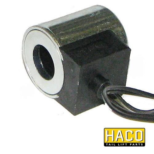 12v Coil Wire HACO to suit Dhollandia E0243.H , Haco Tail Lift Parts - Dhollandia, Nationwide Trailer Parts Ltd