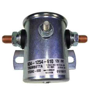 12v Single Pole Solenoid