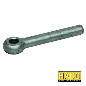 Eye pin Ø10x70-M10 HACO to suit BO10.070 , Haco Tail Lift Parts - Dhollandia, Nationwide Trailer Parts Ltd
