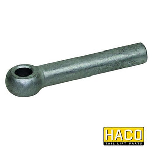 Eye pin Ø12x70-M12 HACO to suit BO12.070 , Haco Tail Lift Parts - Dhollandia, Nationwide Trailer Parts Ltd