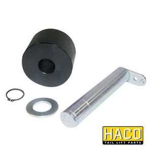 Platform roll Ø75/39-46mm HACO to suit 1358181 , Haco Tail Lift Parts - HACO, Nationwide Trailer Parts Ltd