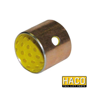 Bearing PAP Ø25/28-25 HACO to suit 2200-001-1 & M1825.25T , Haco Tail Lift Parts - HACO, Nationwide Trailer Parts Ltd