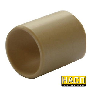 Bearing synthetic HACO to suit 101110029 , Haco Tail Lift Parts - Bar Cargolift, Nationwide Trailer Parts Ltd - 1