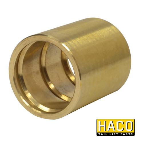 Bearing bronze HACO to suit 101125932 , Haco Tail Lift Parts - Bar Cargolift, Nationwide Trailer Parts Ltd - 1