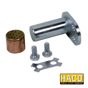 Pin set Ø30 HACO to suit 4101-451-0 , Haco Tail Lift Parts - HACO, Nationwide Trailer Parts Ltd