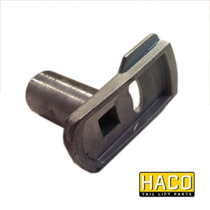 Pin Ø30x68-17/32'' HACO to suit 4151-080-3 , Haco Tail Lift Parts - HACO, Nationwide Trailer Parts Ltd