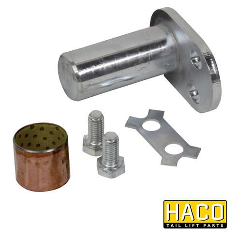 Pin set Ø25 HACO to suit 4102-015-3 , **SPECIAL OFFERS** - HACO, Nationwide Trailer Parts Ltd