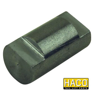 Pin Ø20 Length=38mm HACO to suit 3136-002-7 , Haco Tail Lift Parts - HACO, Nationwide Trailer Parts Ltd
