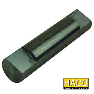Pin Ø20 Length=84mm HACO to suit 3251-017-0 , Haco Tail Lift Parts - HACO, Nationwide Trailer Parts Ltd