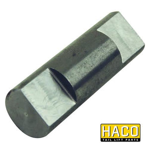 Pin Ø20 Length=60mm HACO to suit 3251-018-1 , Haco Tail Lift Parts - HACO, Nationwide Trailer Parts Ltd