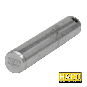 Pin Ø25x140mm HACO to suit M1725.140.BO08 , Haco Tail Lift Parts - Dhollandia, Nationwide Trailer Parts Ltd