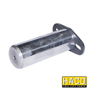 Pin Ø45x130mm HACO to suit M1745.125 , Tail Lift Parts - Dhollandia, Nationwide Trailer Parts Ltd