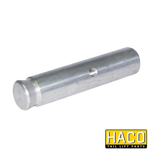 Pin Ø27x125mm HACO to suit M1727.125