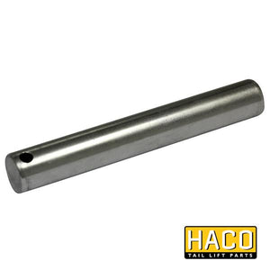 Pin Ø27x182mm HACO to suit M1727.182.BO08 , Haco Tail Lift Parts - Dhollandia, Nationwide Trailer Parts Ltd